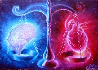 balance mind heart